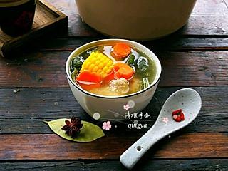 清雅小厨的🔥汤鲜味美的玉米排骨汤😋连喝三碗都不够‼️