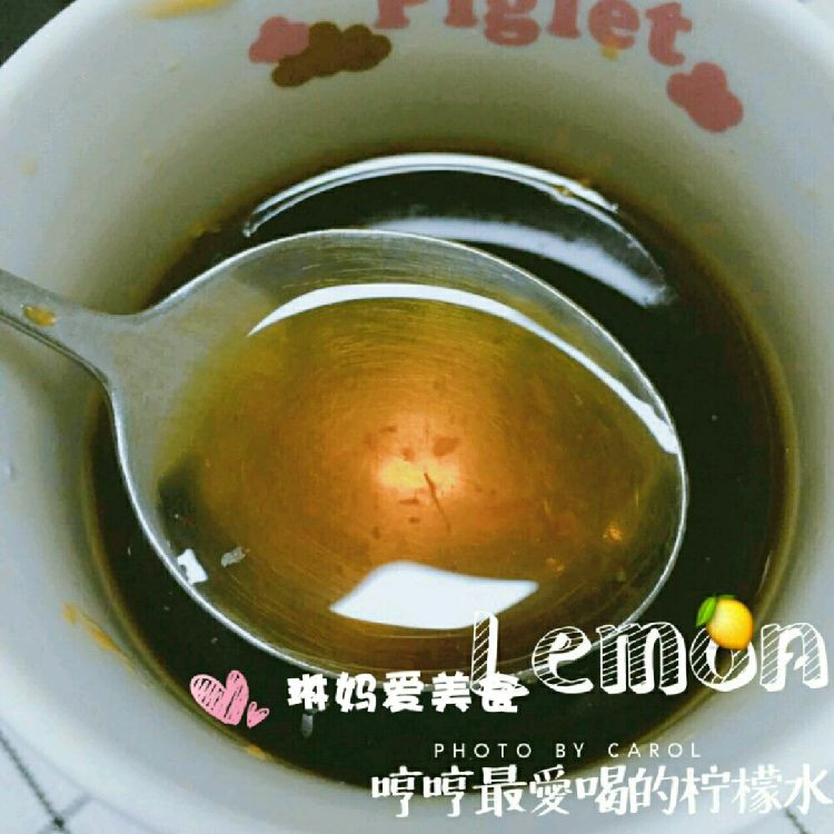 🍋止咳化痰的『冰糖陈皮炖柠檬』,冬天感冒咳嗽必备~图1