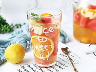味谷的厨房的夏日缤纷水果茶