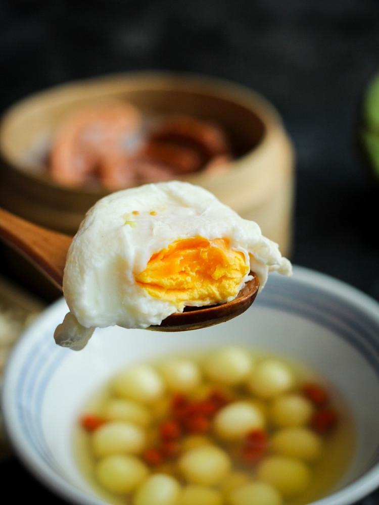 鲜莲荷包蛋&香椿饺子的周四,早安~图6