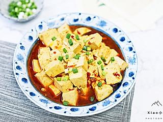 小C美食记的鲜香麻辣的麻婆豆腐超级下饭!