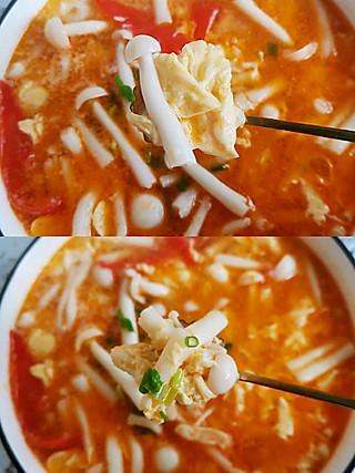 陌上花开txwc的低脂好喝西红柿🍅番茄蛋汤