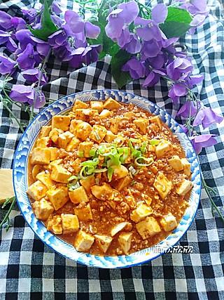 雨欣欣欣r的家常麻婆豆腐,这是一道让人念念不忘的正宗川菜