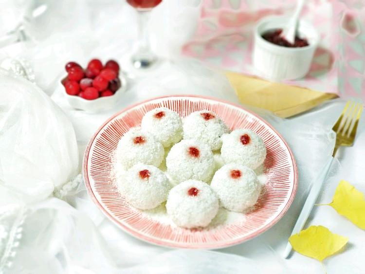 立志做个冻龄美人🌹椰蓉蔓越莓老北京艾窝窝图3