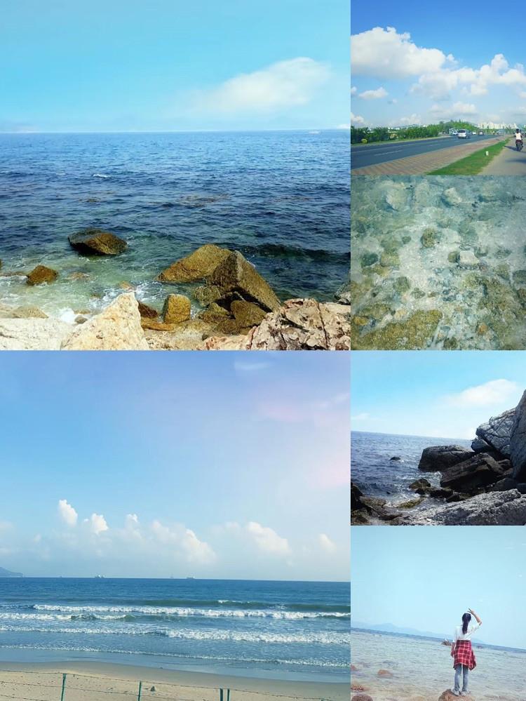 三亚的小众海滨远离人潮的白白的后花园图1