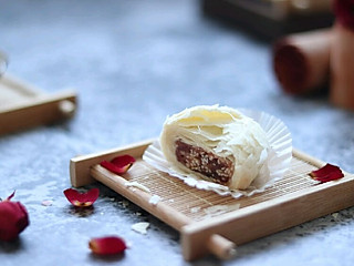 imCc_v5的最喜欢的月饼,玫瑰鲜花月饼🌹🌹🌹,你呢?