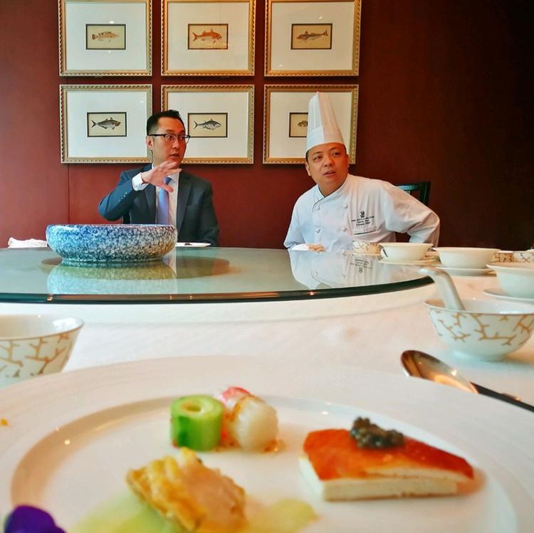 粤菜新吃,探秘北京首家使用云南鱼子酱的中餐厅图2