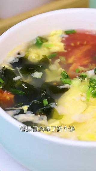 营养师方可-减脂餐的晚安最合适的减脂汤!非番茄蛋花汤莫属。