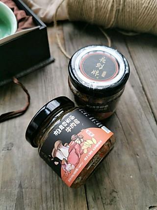 爱糖果的长剑松茸杏鲍菇牛肉酱拌面真是太赞了