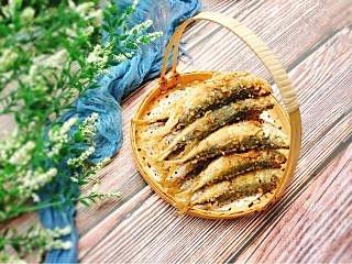 皓皓的厨娘的福州连江的特色美食+炸小鱼