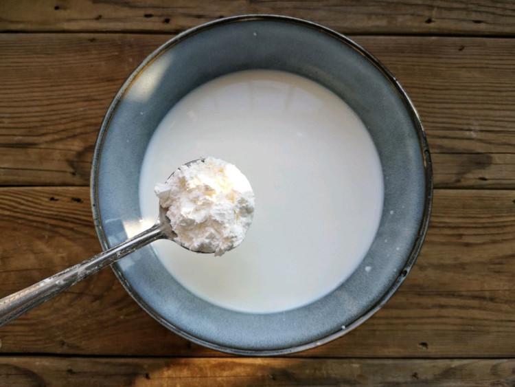 木瓜奶冻图5