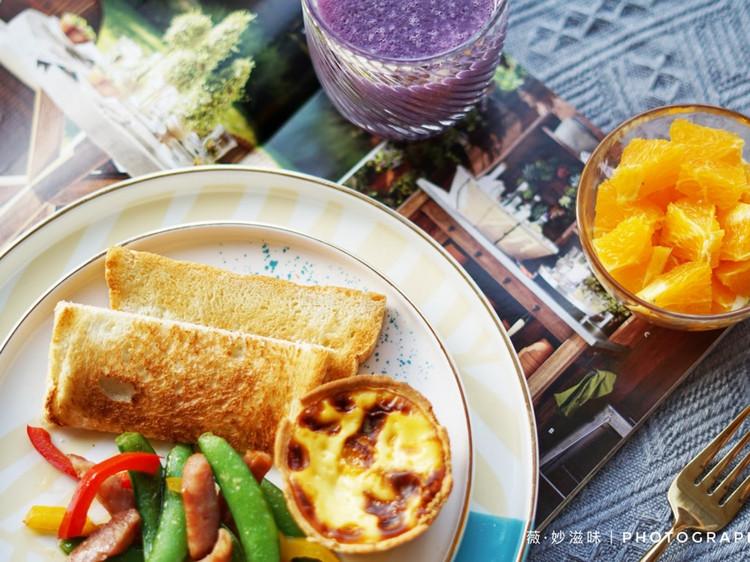 每天都要好好吃早餐~图7