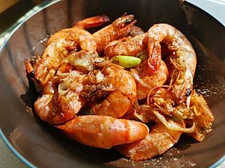 maggievsavsa的虎头虾·今天来个椒盐的