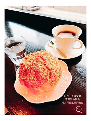 樱桃丸子妈616的面包和咖啡