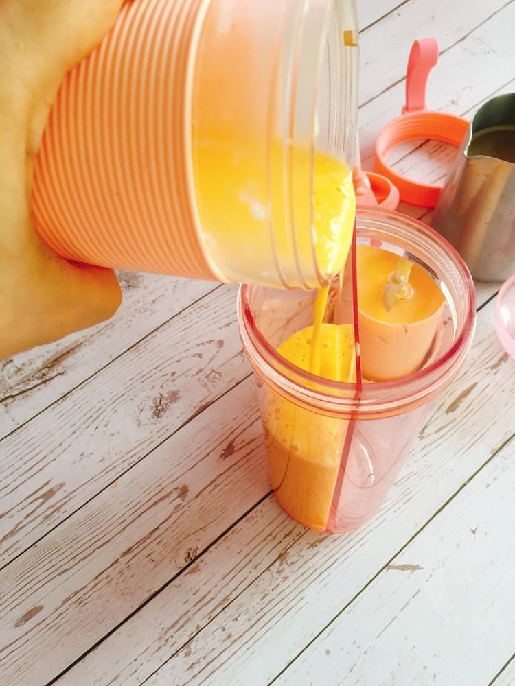 暑假里的早餐图7