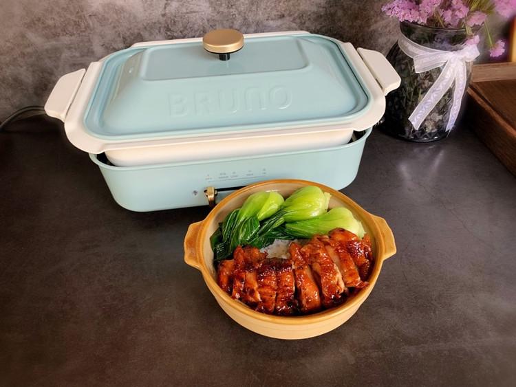 🔥不用一滴水❗️用一口平底锅就能轻松搞定的蜜汁鸡腿排,口感图8