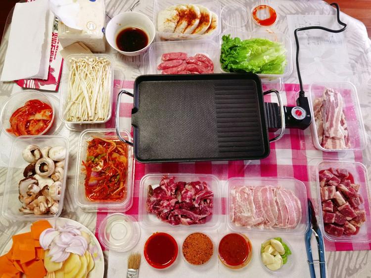 七夕,和家人一起吃个烤肉吧,爱要热腾腾图5