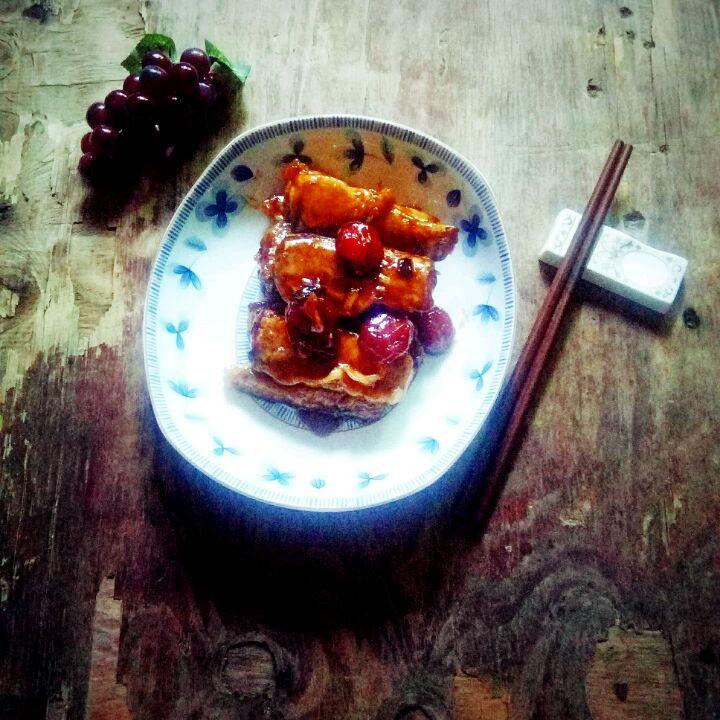 苏杭美食一梅香带鱼图3