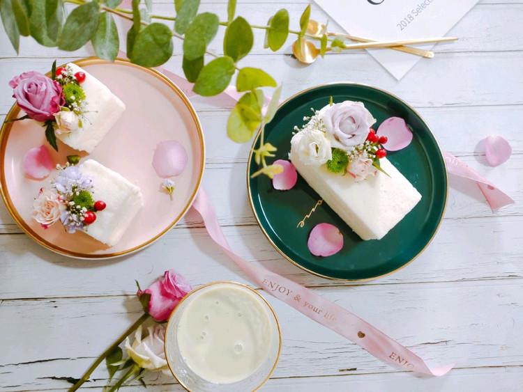 鲜花北海道蛋糕图3