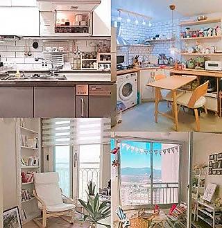 最具ins风の小屋布置参考ʚ🏠ɞ你喜欢这样的房间风格吗?图4
