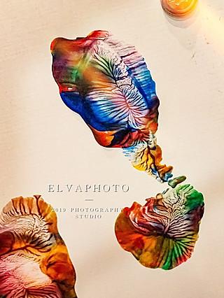 Elva的慢早餐生活的涂鸦美|今天分享的是我们亲手创作的