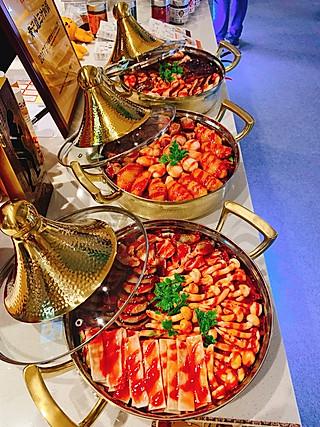 秋食工作室的亚洲美食节,美食大放送,跟我一起吃