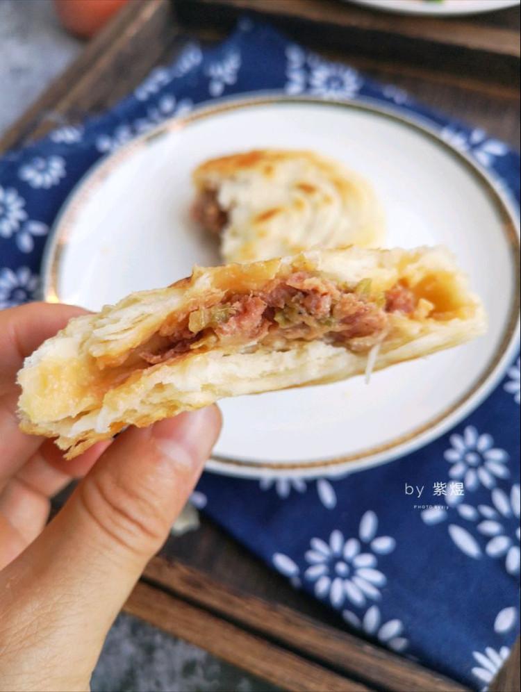 【早餐】油酥火烧、西瓜奶昔图5