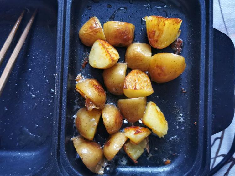 减肥就该这样吃!土豆加它,冰与火的碰撞,做出来的沙拉如此美味图5
