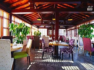 那敢情好了的深藏在北京胡同里的阳光餐厅