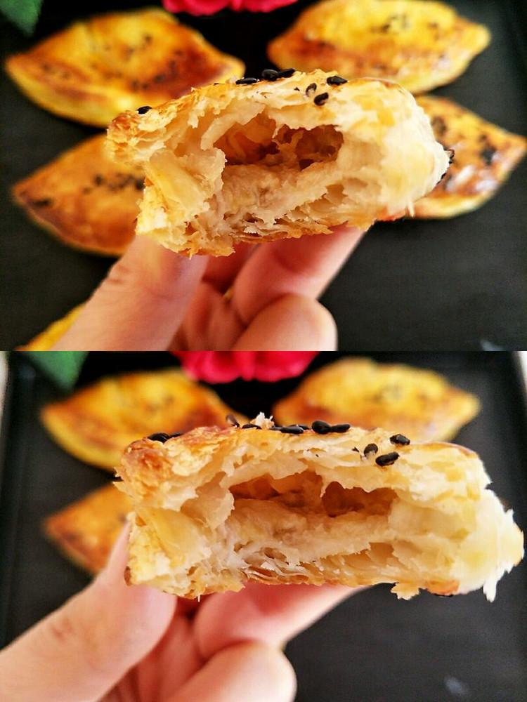 🔥比蛋挞好吃百倍的香蕉派,健康低脂,不怕胖图2