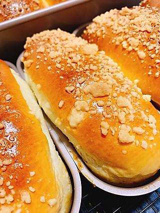 樱桃丸子妈616的奶酥红豆奶酪餐包
