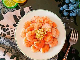 度姐厨房的清蒸虾尾简单好做,营养好吃又补钙