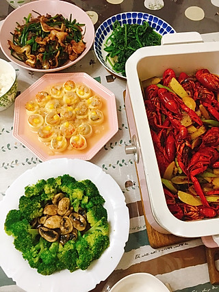 linglingxixi的做了闺蜜喜欢的菜