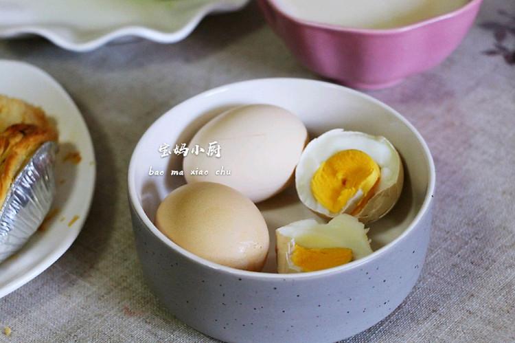 4.20日早餐:苹果派+巴旦木米润豆奶糊+杂粮米糊图2