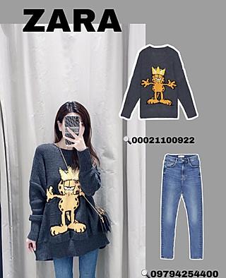 Frozen Girl的快销品牌也能穿出小个性!ZARA穿搭参考~