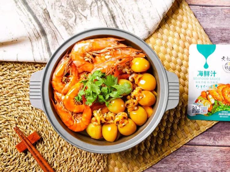 厨房调味神器小推荐,有了它从此在家吃焖锅,方便健康又正宗好味图1