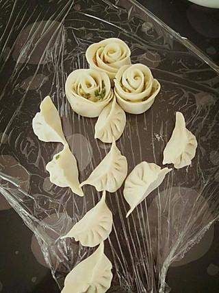你是我的小馨馨的周末包水饺