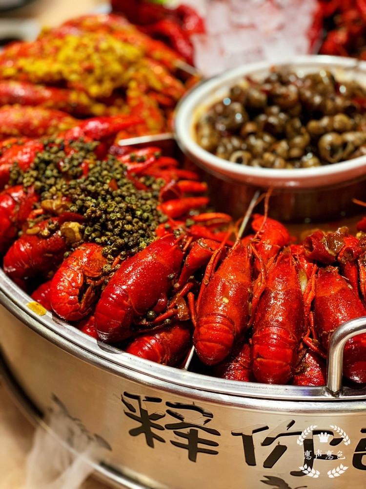 """大众点评小龙虾排行榜第一的""""释你的小龙虾""""🦞图4"""