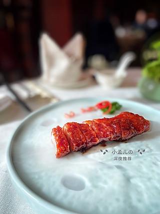 世俗的海虾的小孟儿の深夜推荐🌃之丽思卡尔顿酒店·玉餐厅