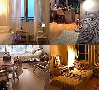 最具ins风の小屋布置参考ʚ🏠ɞ你喜欢这样的房间风格吗?图5