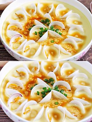 蒸蛋加一把蛤蜊,鲜嫩滑且营养丰富的蛤蜊蒸蛋,一学就会!