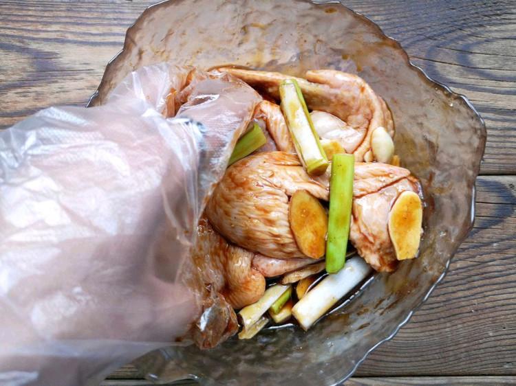 鸡翅包饭—鸡翅和米饭的完美结合,营养又美味图5