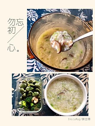 Pretty的幸福美食的4个煮粥更好吃的小技巧,煮出营养健康的早餐粥!~