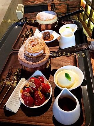 ZJX_Shirley的探店:上海第一舒芙蕾~卡啡那~