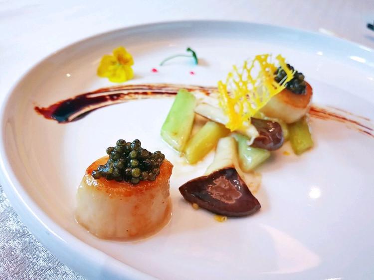 粤菜新吃,探秘北京首家使用云南鱼子酱的中餐厅图4