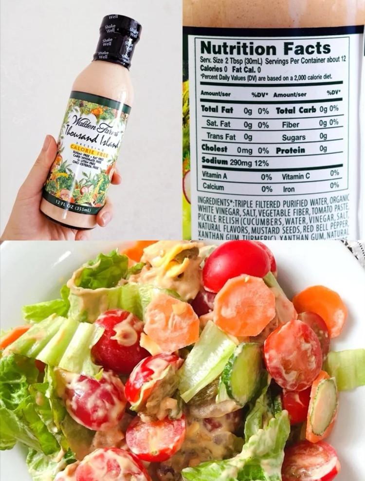 减肥餐必备的零卡零脂零糖❗️调味料推荐图2