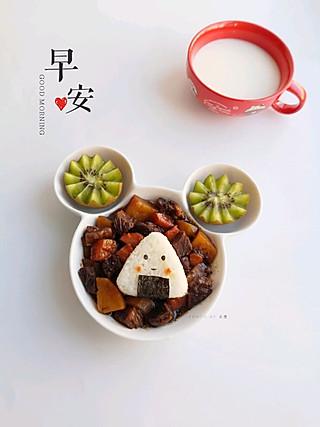 紫煜_zy的🥙美味又有颜的土豆牛肉盖浇饭