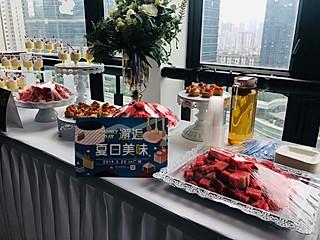 龙静CCCCC的邂逅夏日美味之广州见面会