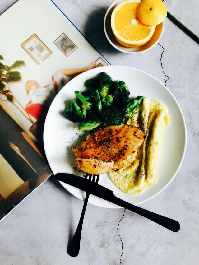 🦁️🦁️🦁️狮子座的周末午餐,一起吃鸡。图3