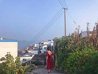 吉大喜Tiamo的#向往的生活#温暖的阳光下 有海、有蓝天、有我喜欢做的事。